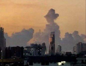 🔴 อัศจรรย์มวลเมฆใต้ร่มพระบารมีปกเกล้าชาวไทย