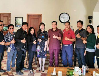 🔴  ชมรมสื่อสร้างสรรค์เพื่อการท่องเที่ยว รุดหน้าเปิดประตูสู่อาเซียนกับเทศกาล  Kampot Sea Festival 2019 ณ ราชอาณาจักรกัมพูชา
