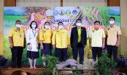 🔴 คนไทยปลอดโรค บริโภคปลอดภัย! พบงานดีสินค้าเกษตรอินทรีย์คุณภาพ ในงาน 'มหกรรมข้าวหอมมะลิคุณภาพและของดี 4 จังหวัดอีสานล่าง 2 กลุ่มโขง ชี มูล'