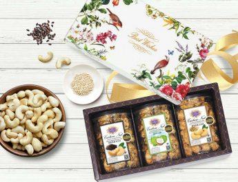 🔴 Brand Story จาก Pattaraporn Homemade (Thailand Cashew nut caramel)