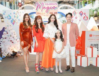 🔴 'เดอะ วอลท์ ดิสนีย์ ประเทศไทย' และ 'ช้อปปี้ ประเทศไทย' ชวนแฟนๆ ร่วมเฉลิมฉลองส่งท้ายปี กับกิจกรรม 'เซเลเบรท เมจิก' ครั้งแรก! ในประเทศไทย