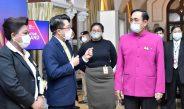 """🔴 เปิดทรรศนะนักอนาคตศาสตร์ไทย """"ดร.พันธุ์อาจ ชัยรัตน์"""" ชี้ไทย-เวียดนาม ต้องโตไปด้วยกัน พร้อมเสนอกลยุทธ์ 10 ชาติอาเซียนต้องร่วมมือ"""